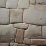 Mur typique inca, Cuzco, Pérou