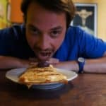 Cuzco, restaurant végétarien, crêpe mexicaine