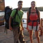 Galapagos, San Cristobal, voyageurs, couple, voyage, Equateur