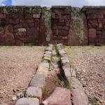 Tiwanaku, Bolivie, reconstruction
