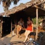 Vieux Siem Reap, Cambodge