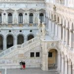 Le Palais des Doges, Venise, voyage, Italie