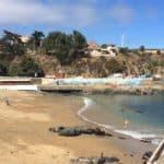 Valparaiso, plage