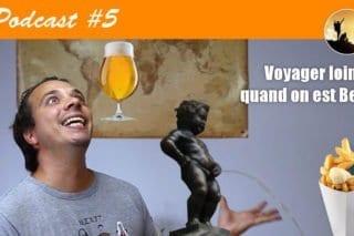 Belgique, humour, voyage