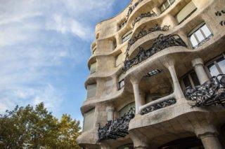 Barcelone, Gaudi, Sagrada Familia, Pedrera, Casa Mila