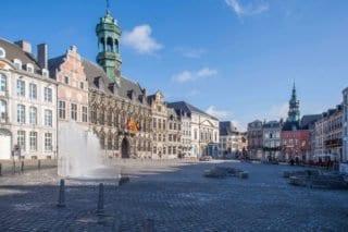 Mons, Belgique,