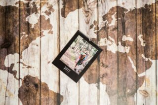 Connais ta Maison, calendrier voyage, cadeau voyageur