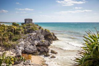 Tulum, Mexique, Yucatan, voyage