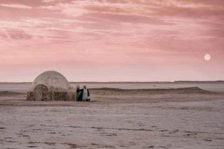 Star Wars, Tunisie, Jedi, Star Wars en Tunisie, lieux de tournage,