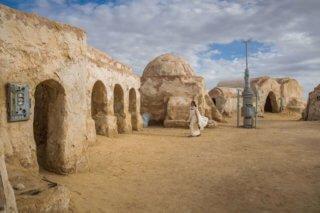 Star Wars, Tunisie, Jedi