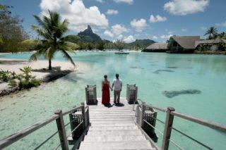 Polynésie, iles, Bora Bora