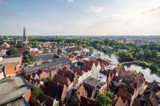 Lübeck, Luebeck, Allemagne, Germany, voyage