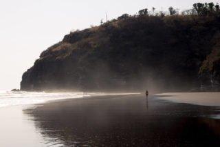 Salvador, Amérique Centrale, voyageuse, Amandine, plage